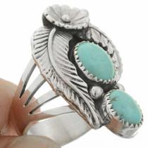 Southwest Turquoise Ring 27157