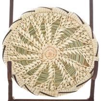 Southwestern Handmade Papago Basket 22996