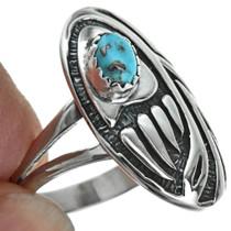 Navajo Bear Paw Jewelry  29751
