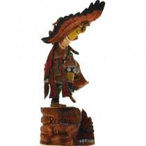 Cottonwood Carved Kachina Doll