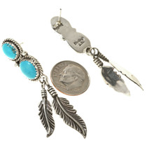 Post Dangle Native American Earrings 29484