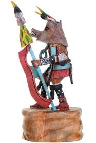 Hopi Wolf Kachina 26459
