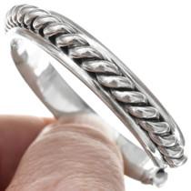 Native Sterling Silver Cuff Bracelet 12740