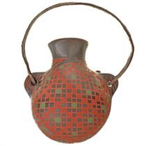 Miniature Signed Mata Ortiz Dazzler Pottery