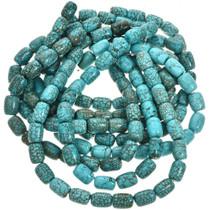Spiderweb Turquoise Magnesite 30862