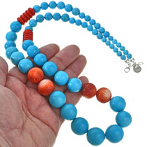 Colorful Affordable Southwest Necklace 29739