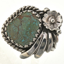 Nevada No. 8 Turquoise Ring 27822