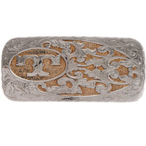 Custom Inital Engraved Belt Buckle 28260