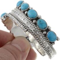 Kingman Turquoise Bracelet 27525