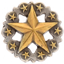 Gold Star Concho 25432