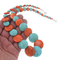 Native American Beaded Necklace 25177