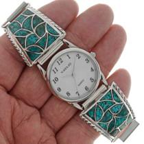 Vintage Zuni Mens Watch 26289