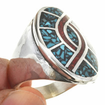 Sleeping Beauty Turquoise Ring 27391