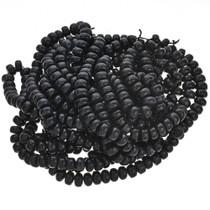 13mm Blue Tiger Eye Rondel Beads 16 inch Long Strand
