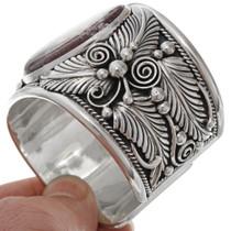 Wild Horse Sterling Silver Cuff 25854