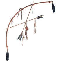 Buckskin Decor Bow and Crossed Arrows 32310