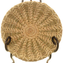 Traditional Papago Basket 25760
