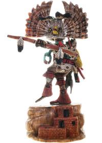 Hopi Owl Kachina Doll 20786