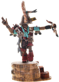 Small Owl Kachina Doll 20786
