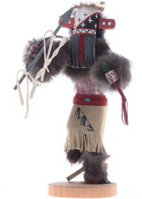 Warrior Kachina Doll 19030
