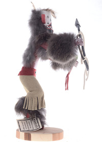 Indian Made Kachina 19030