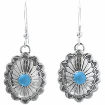 Native American Turquoise Earring 23031