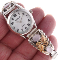 Native Pink Shell Watch 24513