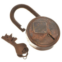 Old Railroad Lock 15370