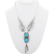 Kingman Turquoise Necklace 26320