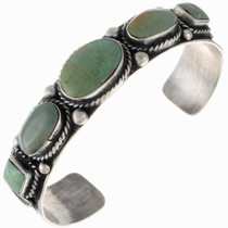 Pawn Turquoise Cuff Bracelet 24807