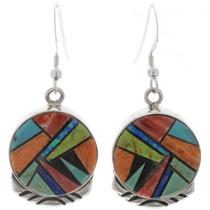 Turquoise Opal Earrings 27053