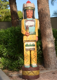 Cigar Store Indian Chief 33959