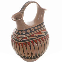 Polychrome  Wedding Vase 26753