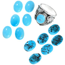 Kingman Turquoise Jewelry 23204