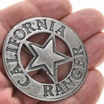 Western Silver Badge Replica 29000