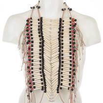 Hairpipe Bone Breastplate 25115