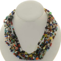 Treasure Trade Beaded Necklace 26271