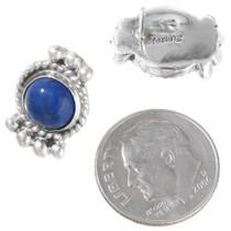 Silver Drops Twist Wire Design Earrings 28892