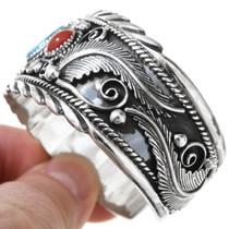 Southwest Sterling Silver Bracelet 16059