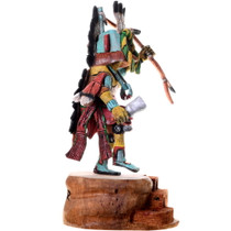 Hand Carved Cottonwood Hopi Kachina Doll 14856