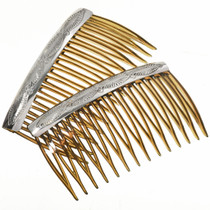 Sterling Southwest Indian Combs 26797