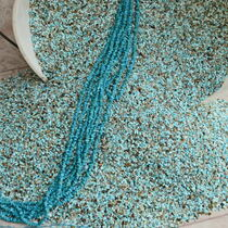 Sleeping Beauty Turquoise  Chips (Strands Not Included) 25641