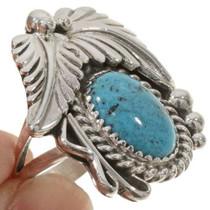 Spiderweb Turquoise Ring 27628