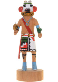 Crazy Rattle Kachina Doll 27618