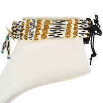 American Indian Bone Choker 24068