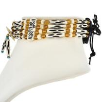 American Indian Bone Choker 24068