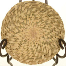 Papago Indian Southwest Swirl Basket 26080