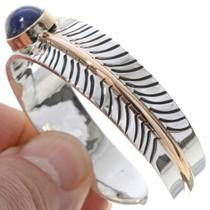 Navajo Gemstone Bracelet Cuff 28939