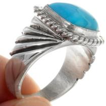 Navajo Handmade Ring 22409