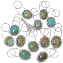 Nevada Turquoise Key Chain 25084